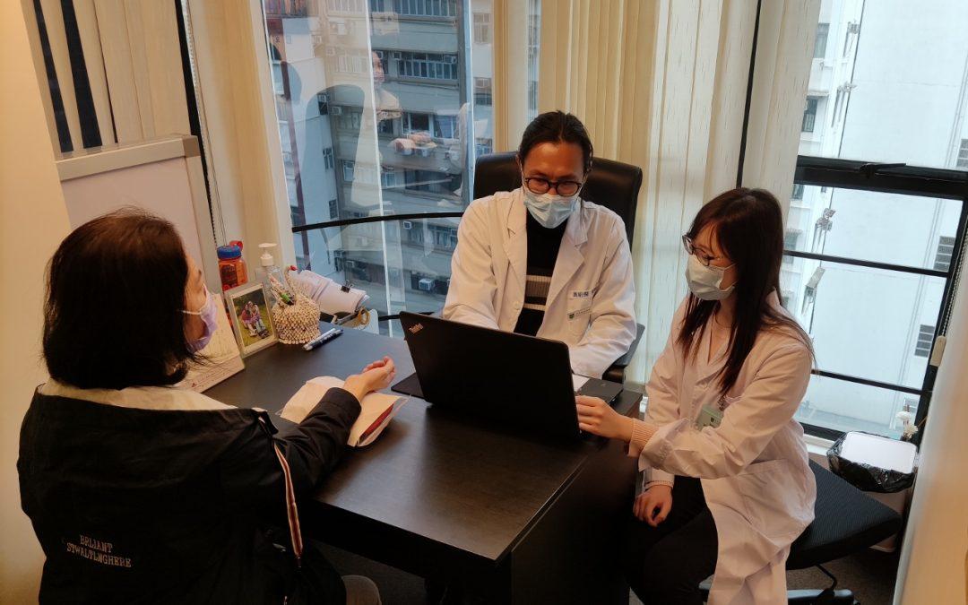 2021年公開大學中醫護理學碩士課程實習安排